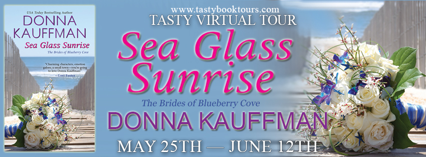 SEA GLASS SUNRISE by Donna Kauffman: ARC Review & Giveaway