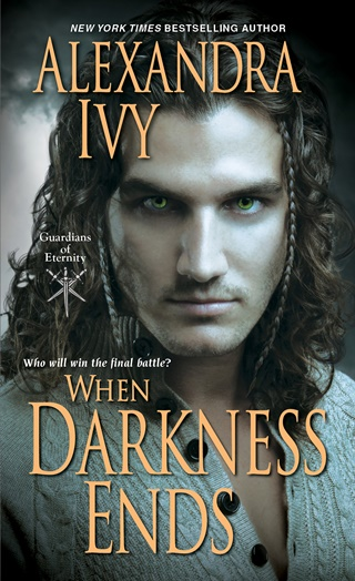 WHEN DARKNESS ENDS by Alexandra Ivy: ARC Review & Giveaway