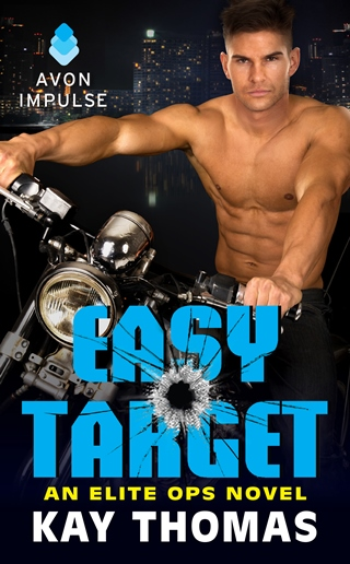 EASY TARGET by Kay Thomas: Review & Giveaway
