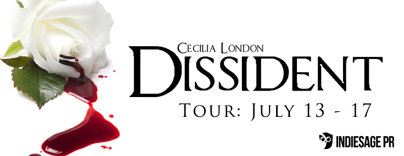 DISSIDENT by Cecilia London: Excerpt, Review & Giveaway