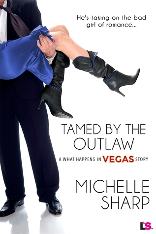 TAMED BY THE OUTLAW by Michelle Sharp: Review