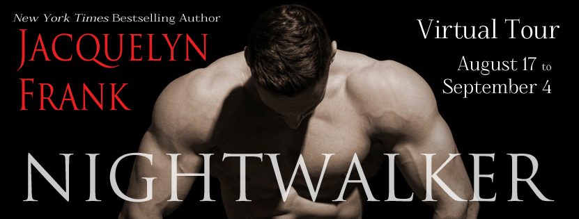 NIGHTWALKER by Jacquelyn Frank: Review