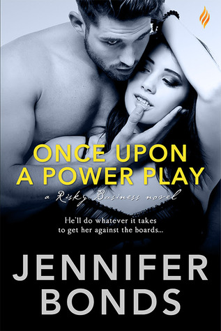 ONCE UPON A POWER PLAY by Jennifer Bonds: Review