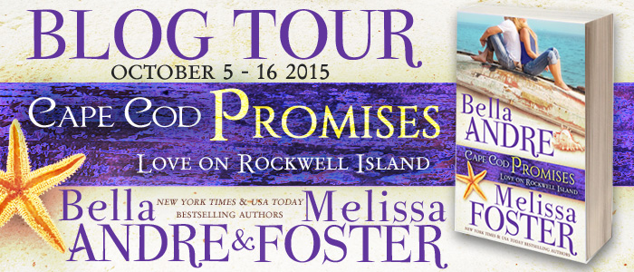 CAPE COD PROMISES by Bella Andre & Melissa Foster: Review