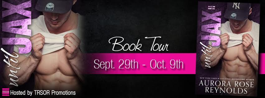 UNTIL JAX by Aurora Rose Reynolds: Book Tour