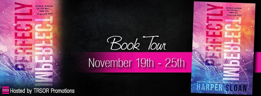 PERFECTLY IMPERFECT by Harper Sloan: Book Tour ~ Excerpt & Giveaway