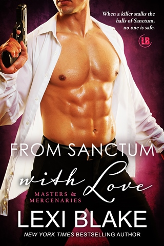 FROM SANCTUM WITH LOVE by Lexi Blake: Review & Excerpt