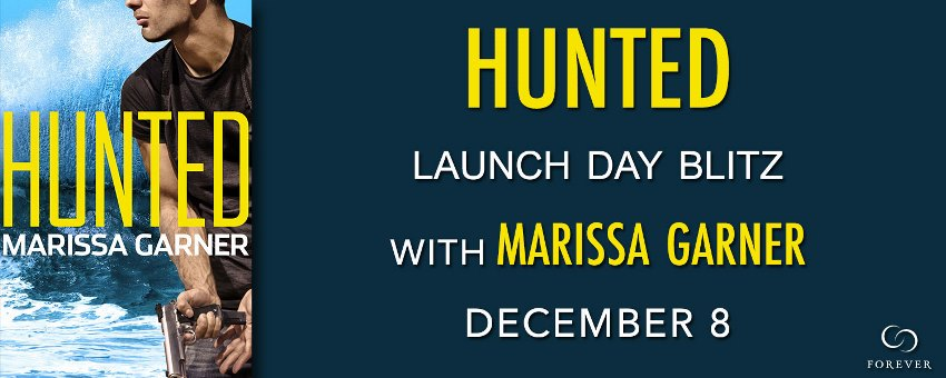 HUNTED by Marissa Garner: Launch Day Blitz