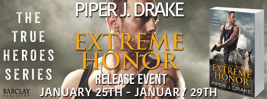 EXTREME HONOR by Piper J. Drake: Review