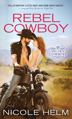 REBEL COWBOY by Nicole Helm: Review