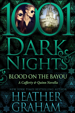 BLOOD ON THE BAYOU by Heather Graham: Review & Excerpt