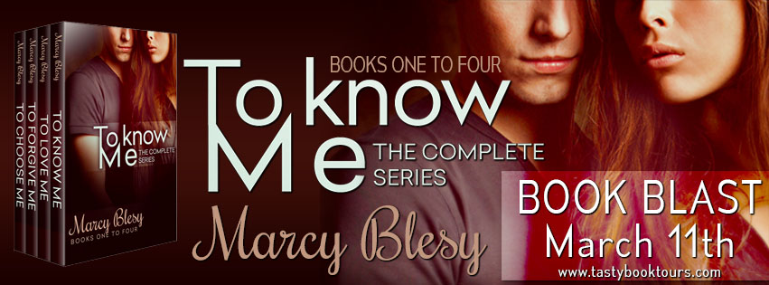 TO KNOW ME by Marcy Blesy: Spotlight