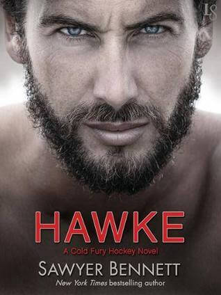 HAWKE by Sawyer Bennett: Review