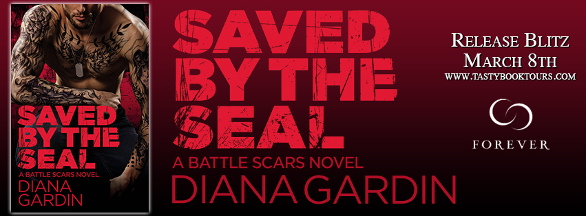 SAVED BY THE SEAL by Diana Gardin: Release Spotlight