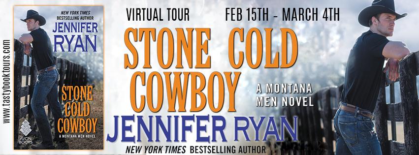 STONE COLD COWBOY by Jennifer Ryan: Review & Excerpt