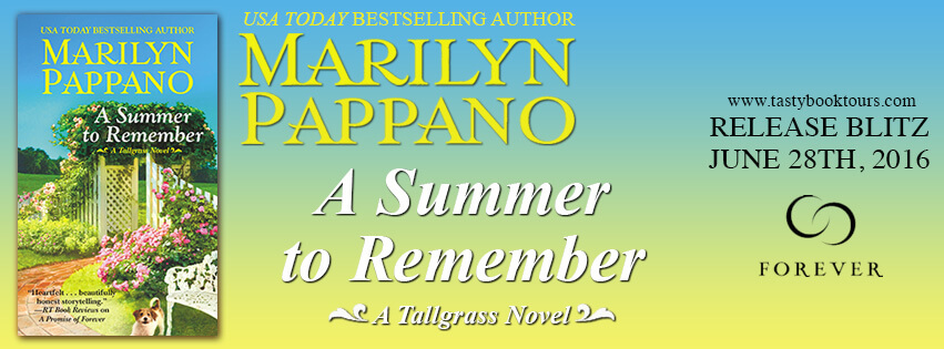 A SUMMER TO REMEMBER by Marilyn Pappano: Release Spotlight