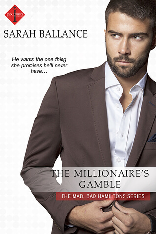 THE MILLIONAIRE'S GAMBLE by Sarah Ballance: Review