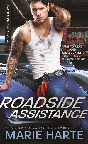 ROADSIDE ASSISTANCE by Marie Harte: Review