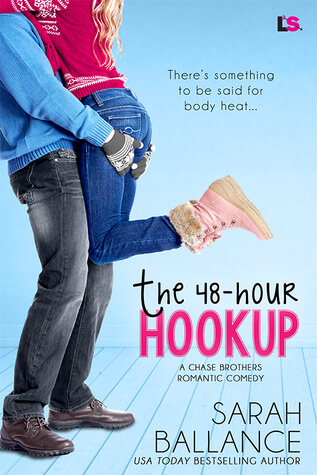 THE 48-HOUR HOOKUP by Sarah Ballance: Review