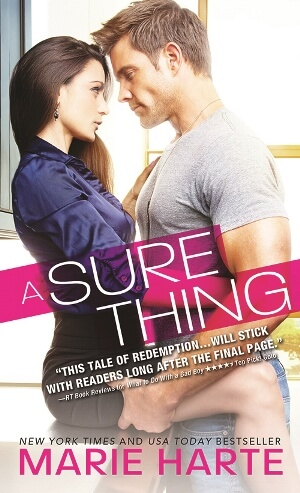 A SURE THING by Marie Harte: Review