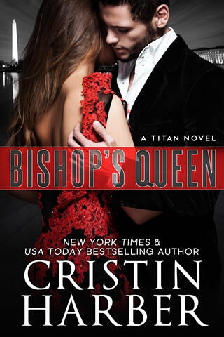 BISHOP'S QUEEN by Cristin Harber: Review