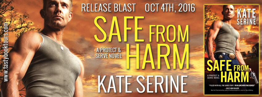 SAFE FROM HARM by Kate SeRine: Release Spotlight