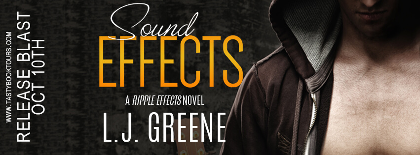 SOUND EFFECTS by L.J. Greene: Release Blast
