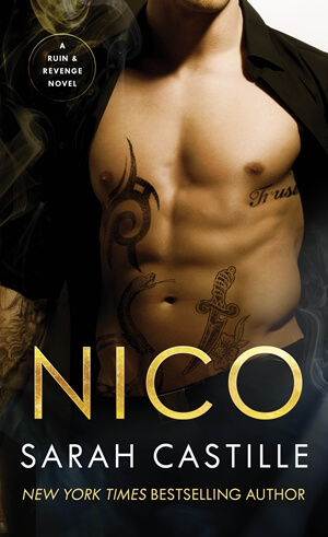 NICO by Sarah Castille: Review, Excerpt & Giveaway