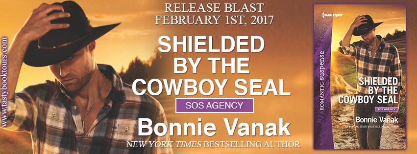 SHIELDED BY THE COWBOY SEAL by Bonnie Vanak: Release Spotlight