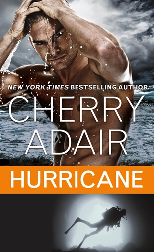 HURRICANE by Cherry Adair: Review