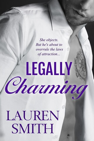 LEGALLY CHARMING by Lauren Smith: Review & Giveaway
