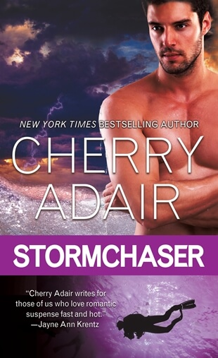 STORMCHASER by Cherry Adair: Review & Excerpt