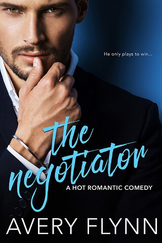 THE NEGOTIATOR by Avery Flynn: Review