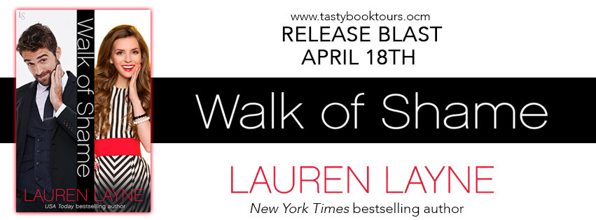 WALK OF SHAME by Lauren Layne: Release Spotlight & Giveaway