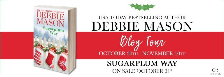 SUGARPLUM WAY by Debbie Mason: Release Spotlight, Excerpt & Giveaway