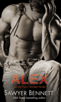ALEX (A COLD FURY HOCKEY NOVEL) by Sawyer Bennett: ARC Review