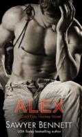 ALEX (A COLD FURY HOCKEY NOVEL) by Sawyer Bennett: ARC Review