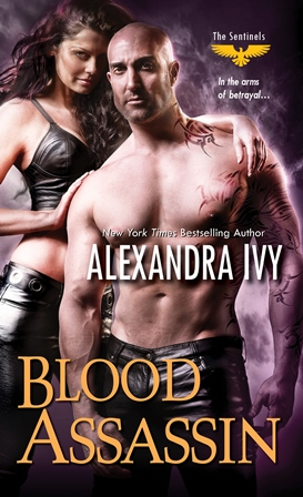 BLOOD ASSASSIN by Alexandra Ivy – Blog Tour: Excerpt & Giveaway