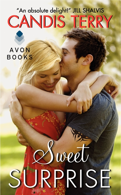 SWEET SURPRISE by Candis Terry: ARC Review & Giveaway