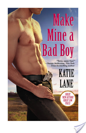 MAKE MINE A BAD BOY by Katie Lane: Review