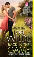 BACK IN THE GAME by Lori Wilde: Excerpt, Review & Giveaway