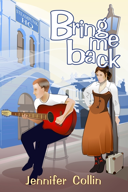 BRING ME BACK by Jennifer Collin: Book Blitz