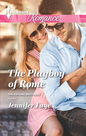 THE PLAYBOY OF ROME and BEST MAN FOR THE BRIDESMAID by Jennifer Faye: Review & Giveaway