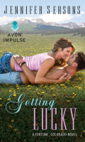 GETTING LUCKY by Jennifer Seasons: Excerpt & Giveaway