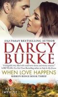WHEN LOVE HAPPENS by Darcy Burke: ARC Review