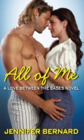 ALL OF ME by Jennifer Bernard: Review & Giveaway