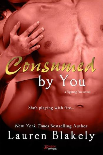 CONSUMED BY YOU by Lauren Blakely: Cover Reveal
