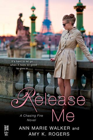 RELEASE ME by Ann Marie Walker & Amy K Rogers: Release Spotlight & Giveaway