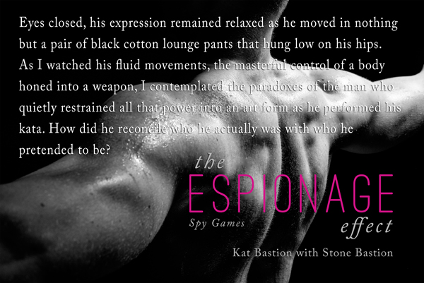 Teaser Pic The Espionage Effect - Sculpted Back