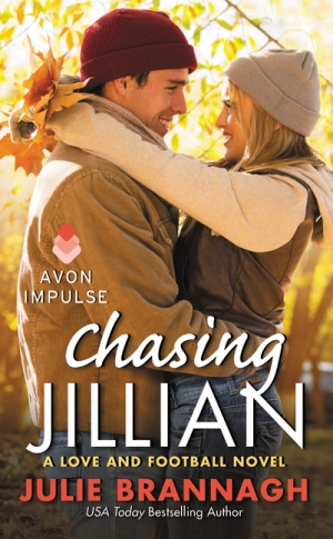 CHASING JILLIAN by Julie Brannagh: Excerpt & Giveaway